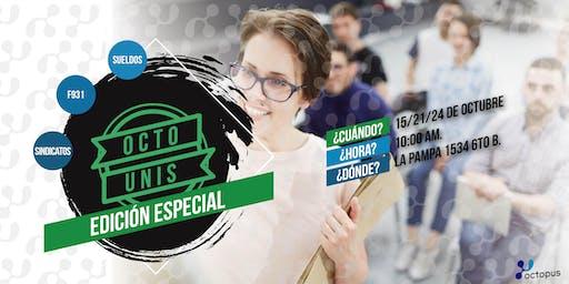 OCTOUNIS EDICIÓN ESPECIAL