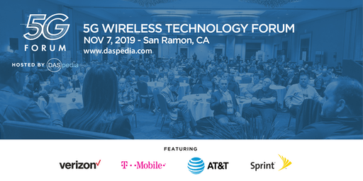 DASpedia's 2nd Annual 5G Forum - Wireless Technology