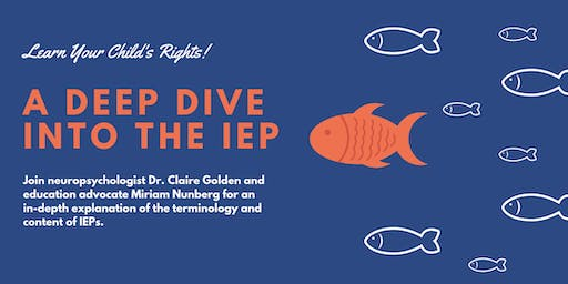 A Deep Dive into Your Child's IEP