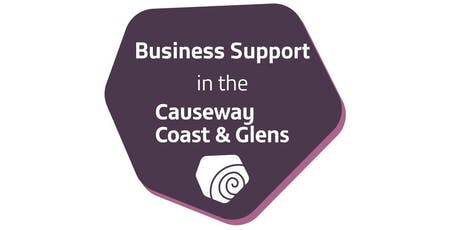 Business Support Evenings: Coleraine tickets