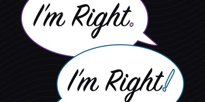"The ""I'm Right. I'm Right! Podcast's Inaugural Meetup"