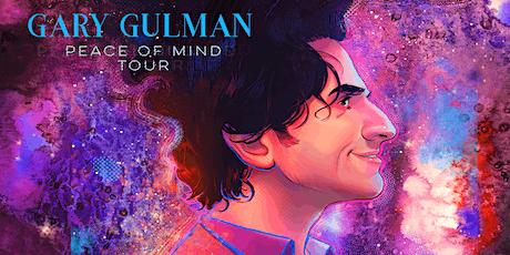 RESCHEDULED: Gary Gulman - Peace of Mind Tour tickets