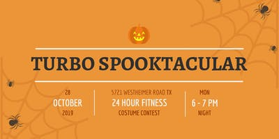 TURBO SPOOKTACULAR BASH 2019