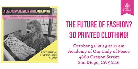 Architects of Change: Julia Daviy tickets