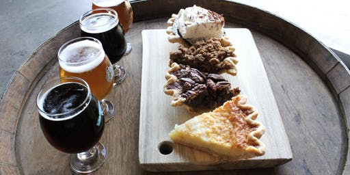 Craft Beer and Pie Night with Fork & Crust