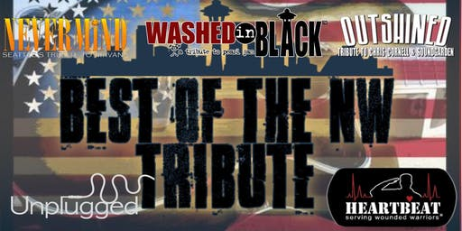 """Best of The NW Tribute - Veteran's Day """"Unplugged"""" at Shakedown"""