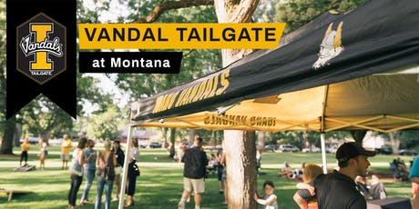 Vandal Tailgate at Montana tickets