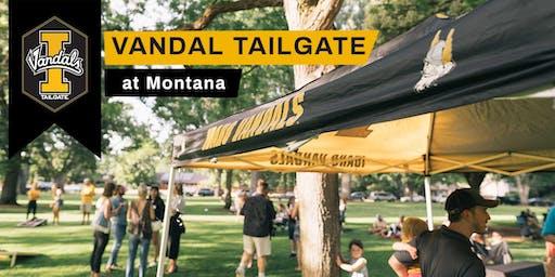 Vandal Tailgate at Montana