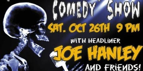 Frightfully Funny Comedy Show tickets