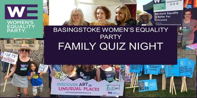 WE Basingstoke Family Quiz Night!