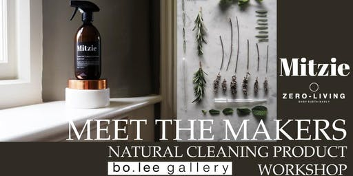 Natural Cleaning Products Workshop - 'Meet the Makers'