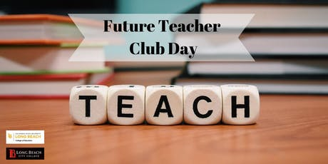 Future Teacher Club Day tickets