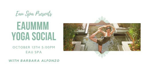 EAUmmm Yoga Social - Full Moon Sound Off™ Experience