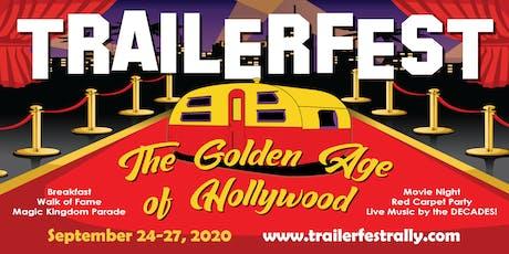 Trailerfest Hollywood Vintage Trailer Rally tickets