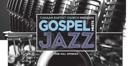 Gospel Meets Jazz tickets