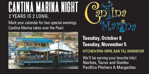 Cantina Marina Night!