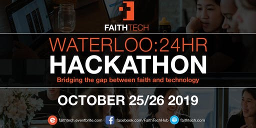 FaithTech Waterloo 24H Hackathon