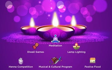 Diwali Celebrations- Festival of Lights tickets