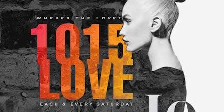 Love Saturdays  tickets