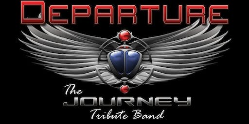37 MAIN'S 11 YEAR ANNIVERSARY PARTY W/ DEPARTURE (THE JOURNEY TRIBUTE BAND)