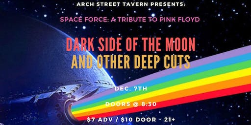 Space Force plays Dark Side of the Moon
