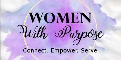 Women With Purpose      VIP Appreciation Event