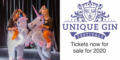 UNIQUE GIN FESTIVAL - LEEDS - MORLEY 2020 tickets