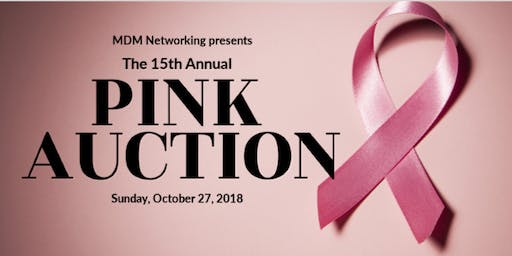 15th Annual Pink Auction