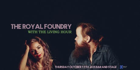 The Royal Foundry tickets