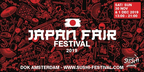 Japan Fair Amsterdam tickets