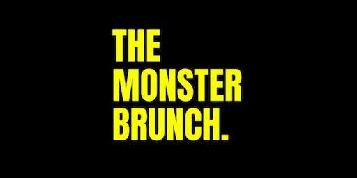 The Monster Burger Bar: Orlando