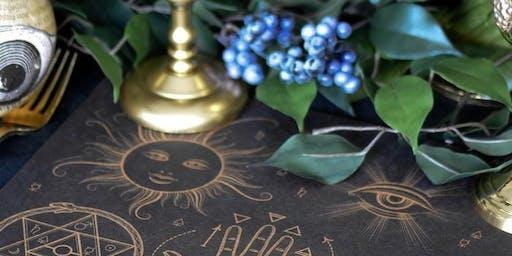 Canna Yoga Chill: Hocus Pocus | Halloween
