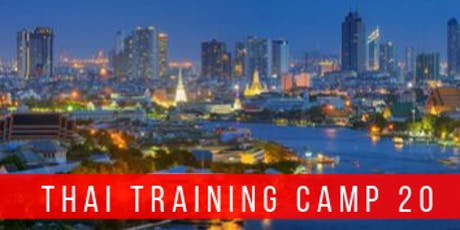 Thai Training Camp 2020 tickets