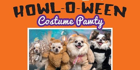 BarkHappy Sacramento:Howl-o-ween Costume Pawty Benefiting Recycled Pets! tickets