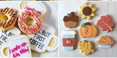 Coffee, doughnuts and pumpkin pie oh my!
