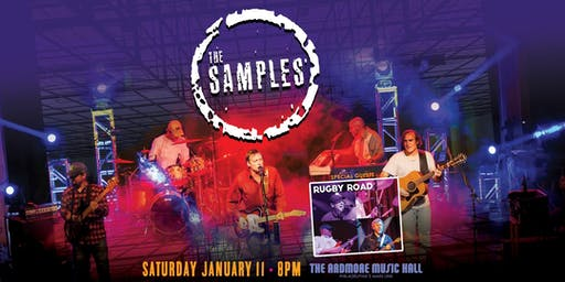 The Samples w/ Rugby Road