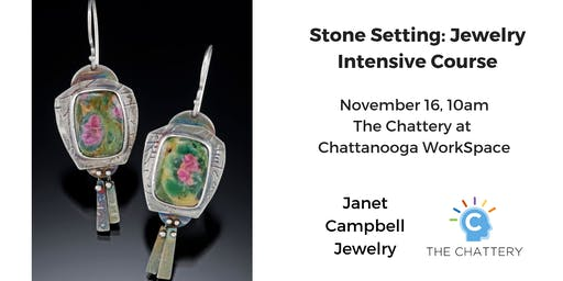 Stone Setting: Jewelry Intensive Course