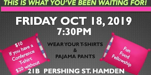 Behind The Smile Presents: Ladies Night Out Pajama Party