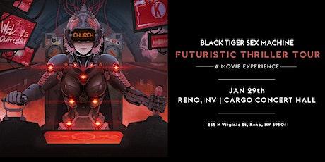 BTSM - Futuristic Thriller Tour at Cargo Concert Hall tickets