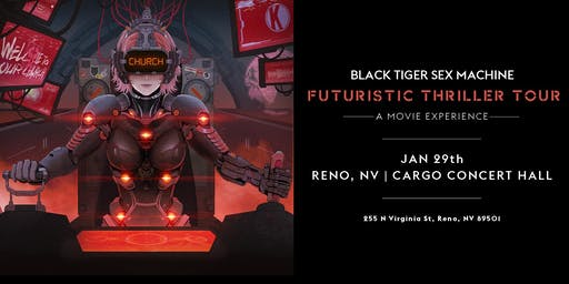 BTSM - Futuristic Thriller Tour at Cargo Concert Hall