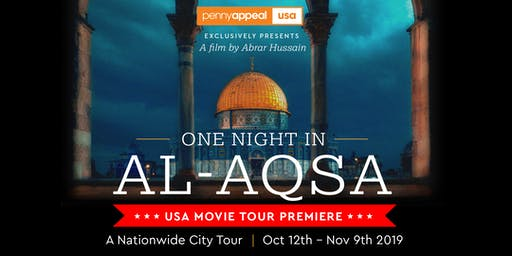One Night in Al Aqsa Movie – Long Island, NY