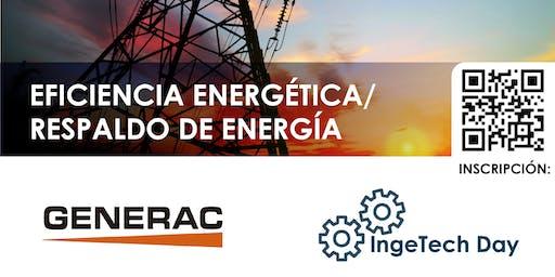 Eficiencia Energética / Respaldo de Energía