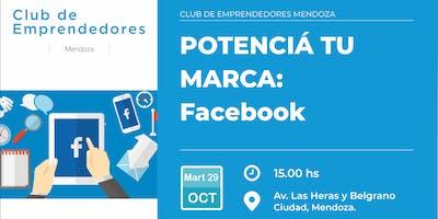POTENCIÁ TU MARCA: Facebook