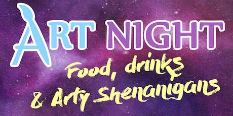 Art Night! : November Nights tickets