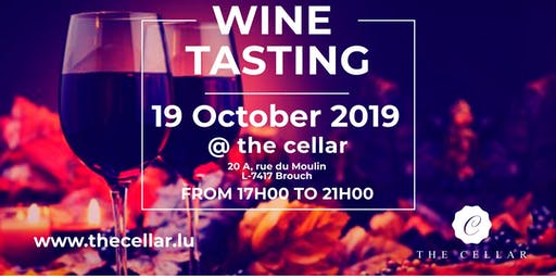 the cellar's traditional FALL WINE TASTING