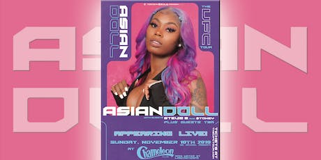 Asian Doll tickets