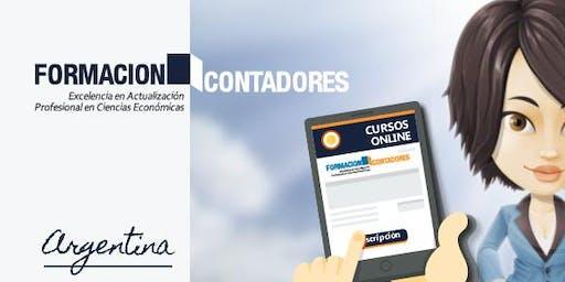 Curso Online - Introducción a la práctica profesional del Contador Público. Aspectos Societarios.