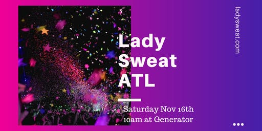 Lady Sweat Atlanta