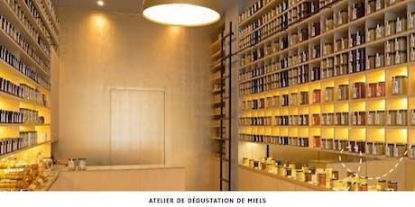Atelier de dégustation de miels - Spécial Cadeau de Noël billets
