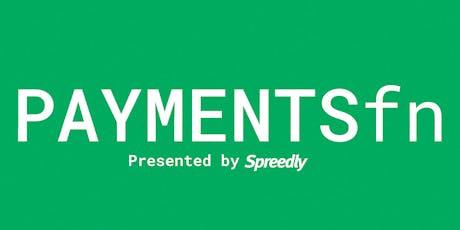 PAYMENTSfn 2020 tickets